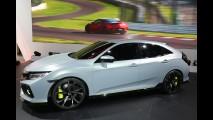 Novo Civic Hatch estreia em versão