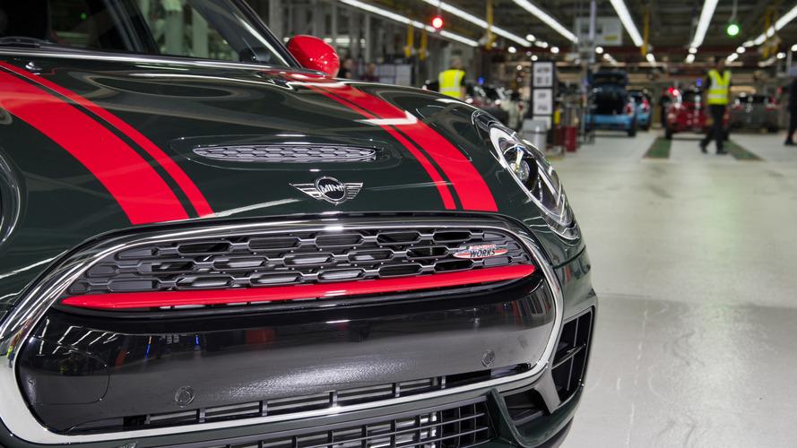 La 3'000'000ème Mini produite à l'usine d'Oxford