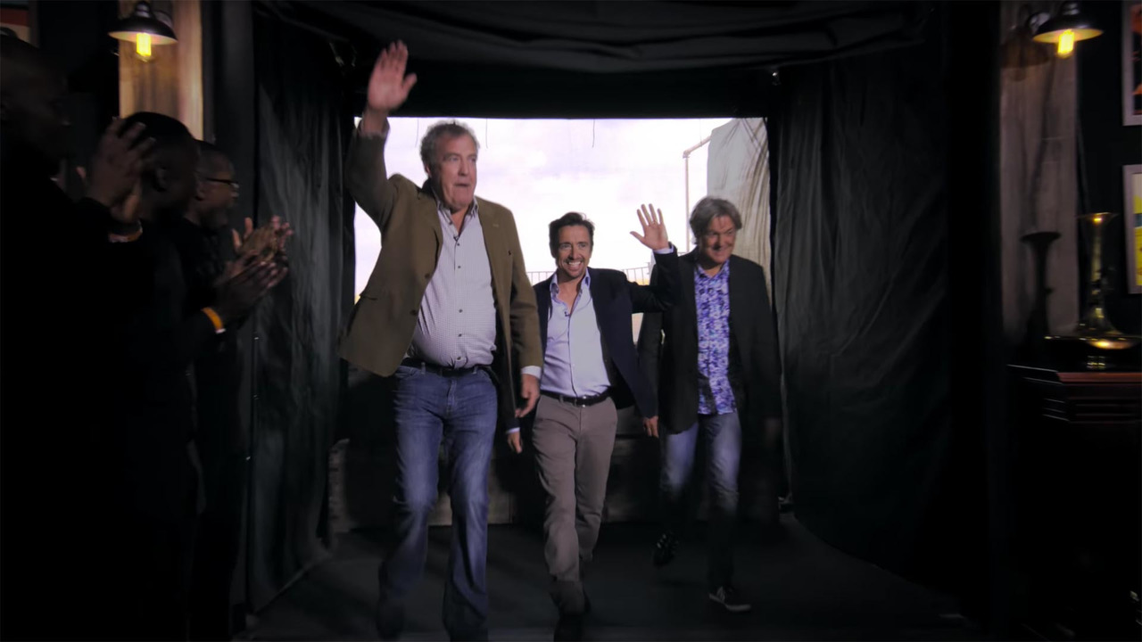 The Grand Tour studio