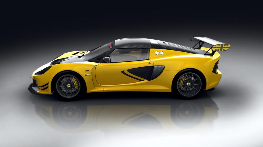 Lotus Exige Sport 380 – Exclusivement pour la compétition