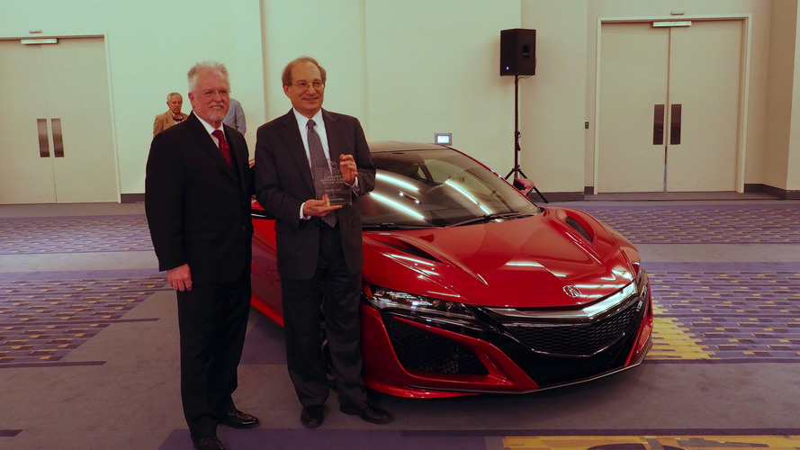 Acura NSX, BMW X5, Mercedes C350e win Green Car Awards