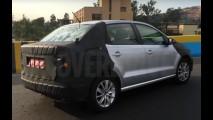 Flagra: Volkswagen Ameo aparece