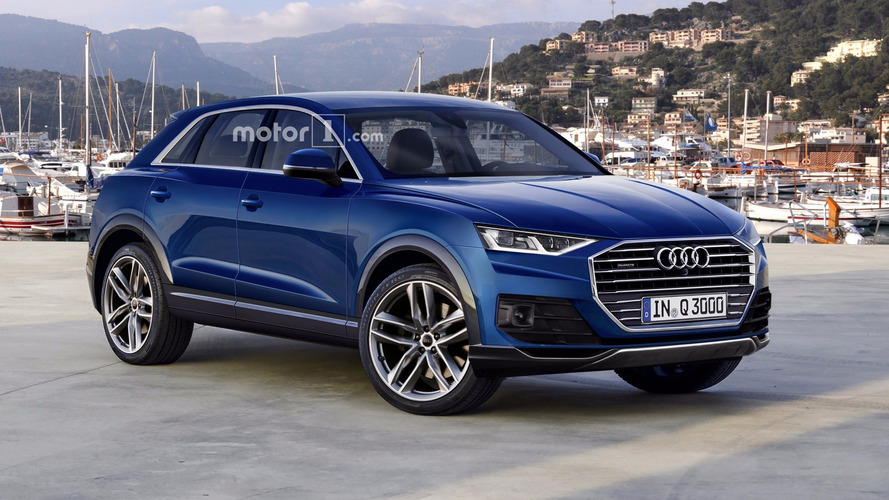 Audi Q3 EV allegedly in the works with e-Golf hardware