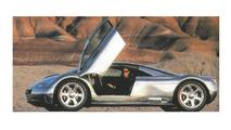 Audi Avus Quattro concept 1991