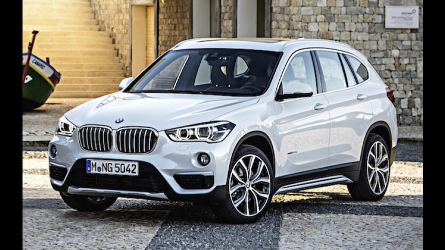 Vídeo: todos os detalhes do novo BMW X1, que será produzido no Brasil