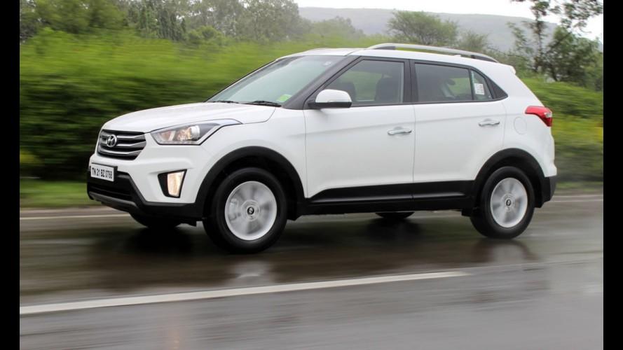No Brasil em 2016, Creta (ix25) ajuda Hyundai a bater recordes de venda