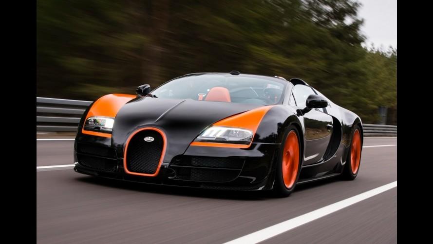 Bugatti Chiron: sucessor do Veyron pode ir de 0 a 100 km/h em incríveis 2 s
