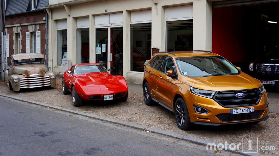 Essai Ford Edge - Différent... et séduisant !