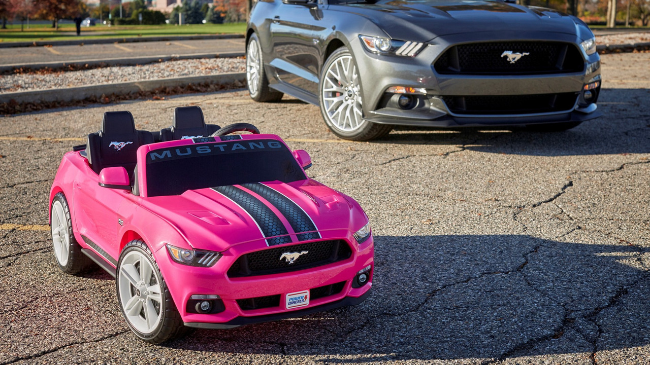 Ford Mustang Fisher-Price