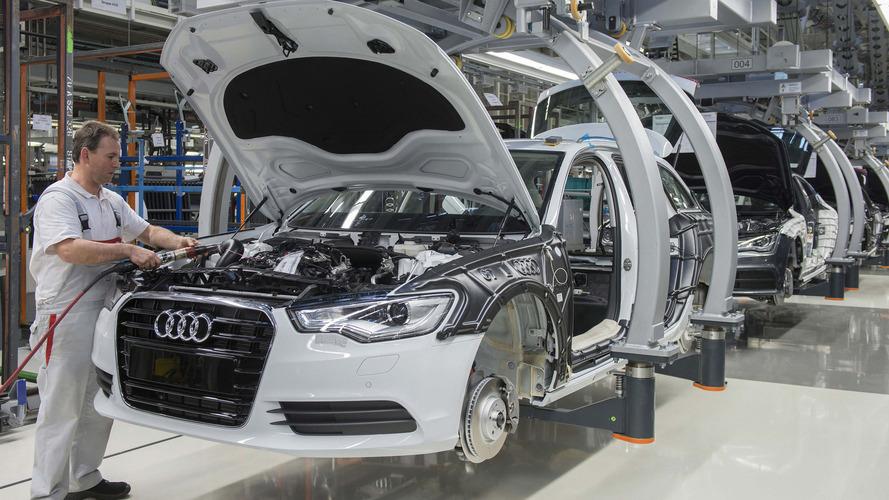 Faux départ pour les ventes d'Audi en 2017