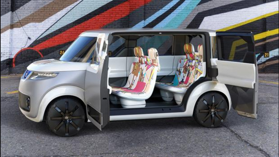 Nissan Teatro for Dayz, l'auto per i