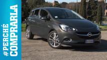 Nuova Opel Corsa, perché comprarla... e perché no [VIDEO]
