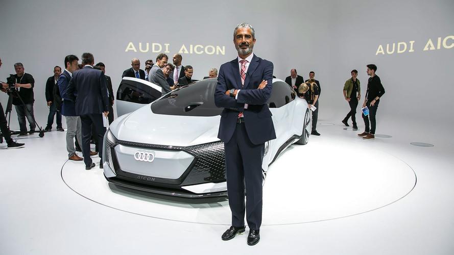 Ignacio González, director de Comunicación y Relaciones Externas de Audi España