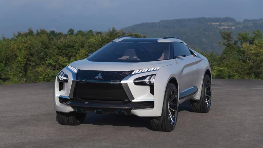 Mitsubishi Lancer voltará na forma de um crossover
