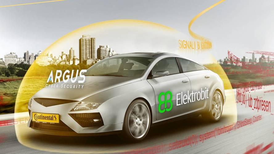 Continental compra startup Argus, que fabrica anti-vírus automotivo