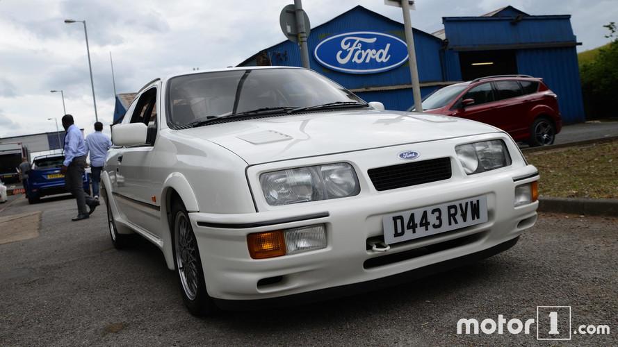 VIDÉO - À la découverte de la Ford Sierra RS Cosworth (1986)