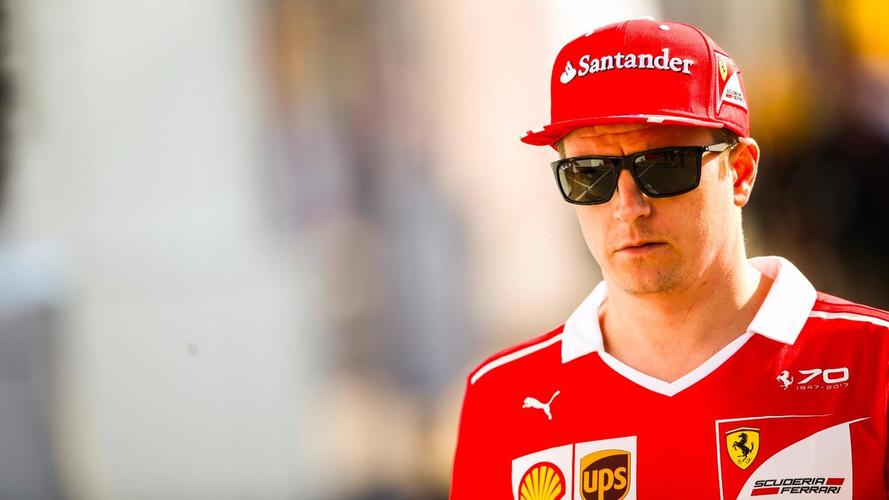 Marchionne décrit 2018 comme la dernière chance de Räikkönen