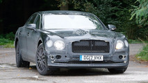 2019 Bentley Flying Spur photos espion