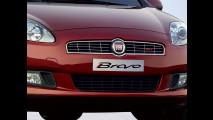 Il nuovo marchio sulla Fiat Bravo