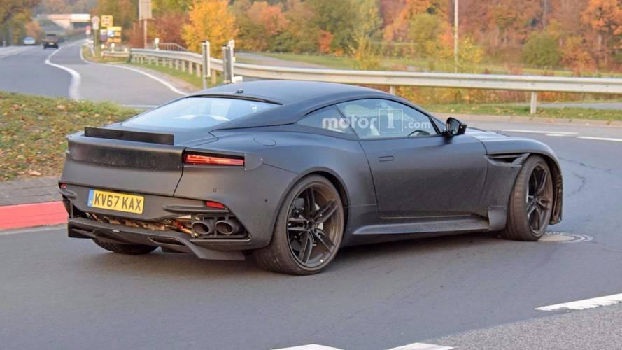 Aston Martin'in patronu yeni Vanquish'in çok iyi olacağını söyledi