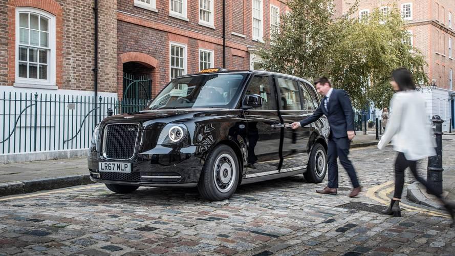 Londres accueille son nouveau taxi