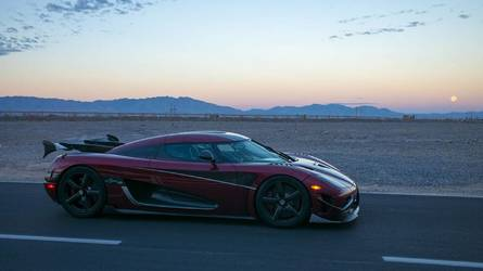 300 MPH In A Koenigsegg Agera RS Is Possible