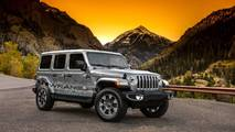 2018 Jeep Wrangler Unlimited in Billet Silver Metallic Clear Coat