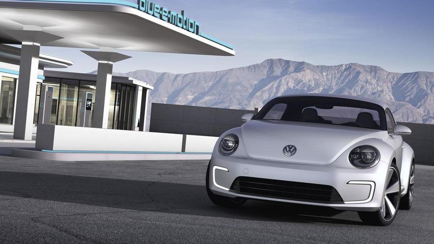 Next VW Beetle Could Be A Rear-Wheel-Drive EV