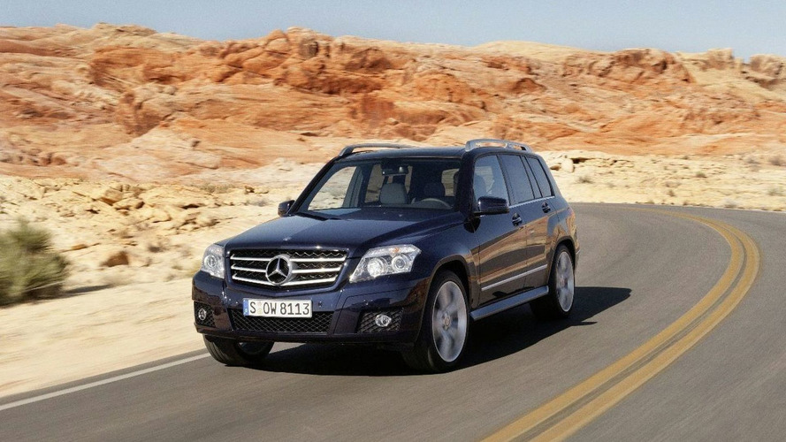 New Mercedes-Benz GLK In Detail
