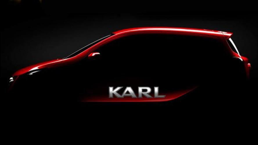 Opel Karl, sarà lei nuova piccola di famiglia