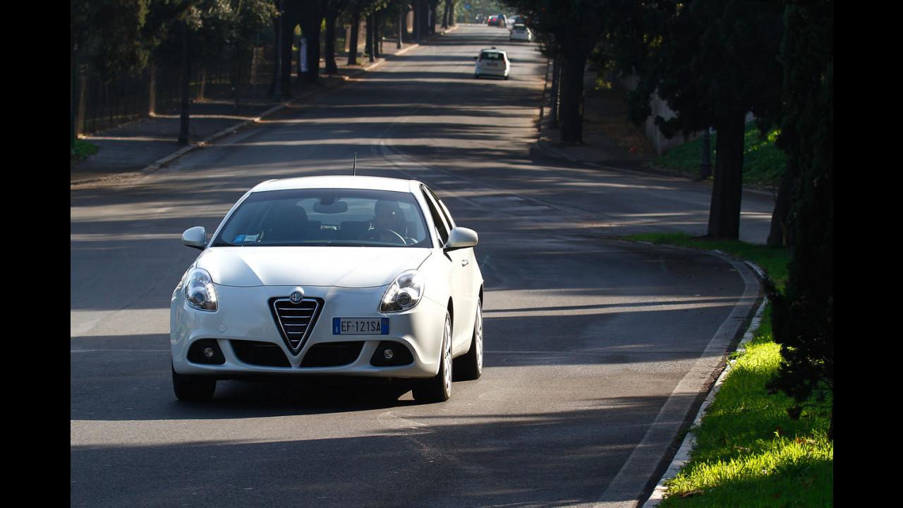 Alfa Romeo Giulietta 2.0 JTDm 140 CV Distinctive - Il Test