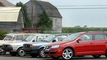 Volkswagen Jetta SportWagen Preview at ASWOA National Convention