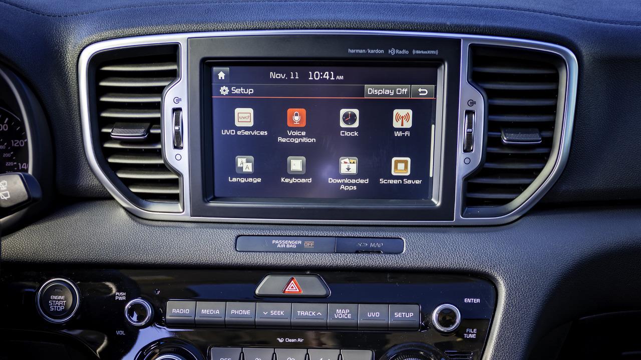 Kia Uvo Apple Carplay And Android Auto Updates - Imagez co