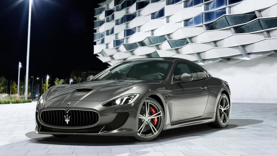 2018 Maserati GranTurismo will be a RWD coupe with