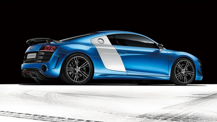 Audi R8 China Edition announced