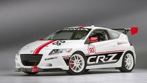 Honda CR-Z Pikes Peak entry 23.4.2013