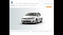 Nuova Volkswagen Golf 3 porte, le prime immagini