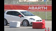 I test dell'Abarth Grande Punto al My Special Car 2008