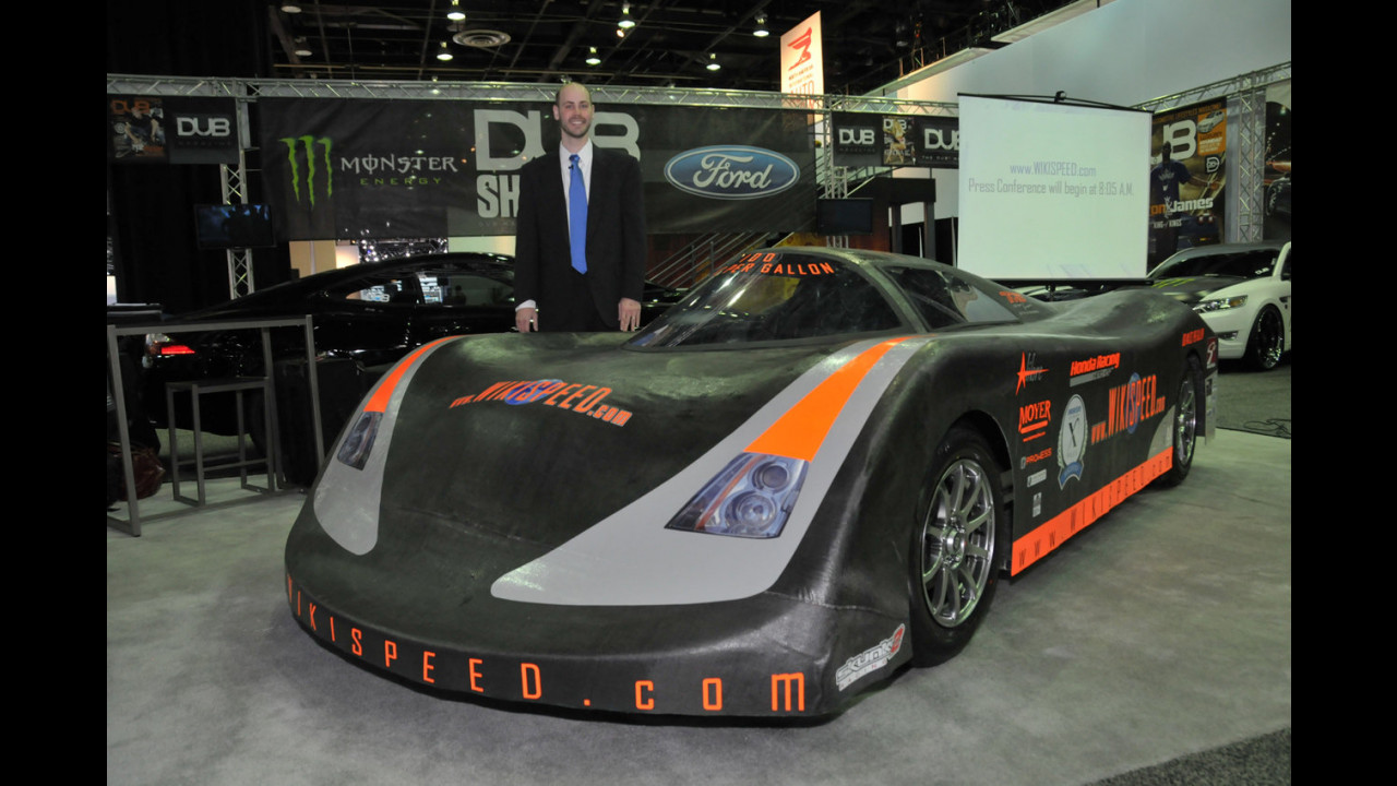 Wikispeed SGT01