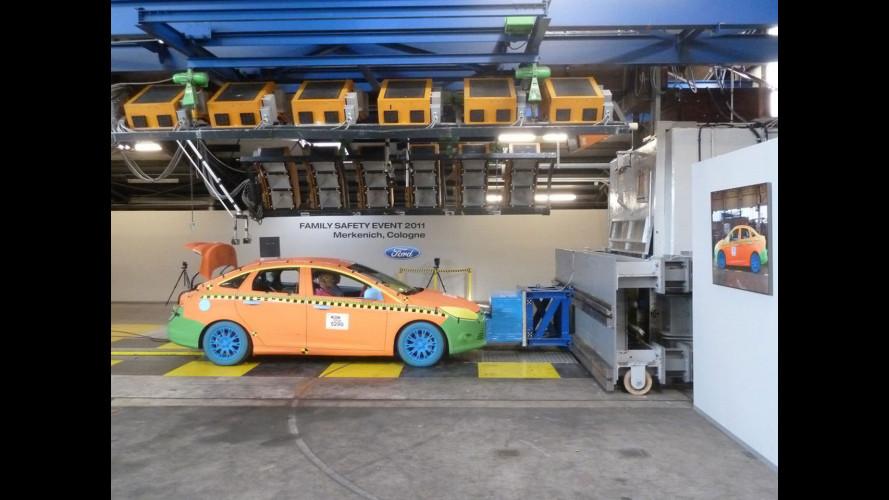 Ford, la sicurezza di seconda generazione