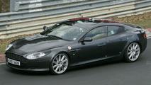 Aston Martin Rapide Spy Photo