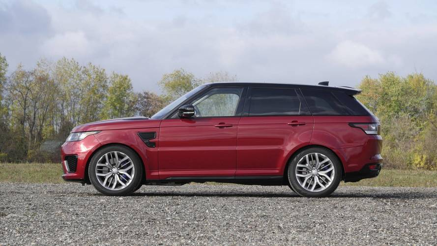 2017 Land Rover Range Rover Sport SVR | Why Buy?