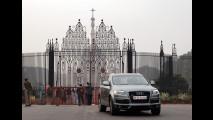 Audi Q7 a Mumbai e Audi A6 ad Aurangabad