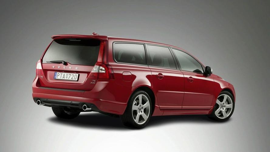 Volvo V70 R-Design Revealed