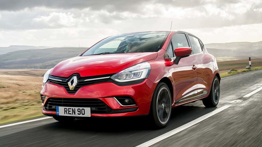 £99 car insurance deal on new Renault Clio, Captur