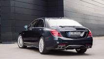 Mercedes-AMG S 65 2017