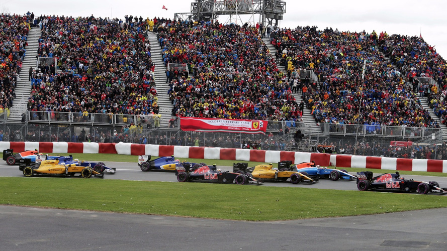 Montreal Circuit Undergoes Changes For Canadian GP