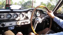 Roger Moore'un The Saint'teki Volvo P1800'ü