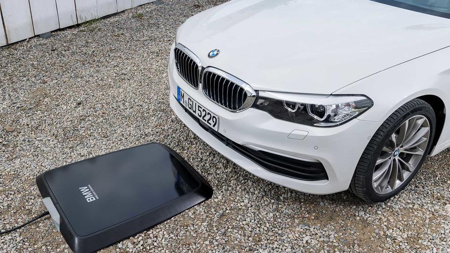 Soluciones inteligentes de BMW para recargas eléctricas