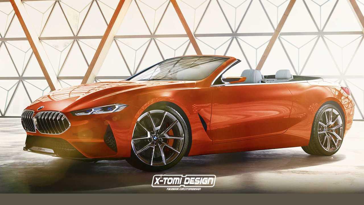 BMW 8 Series Cabrio Concept